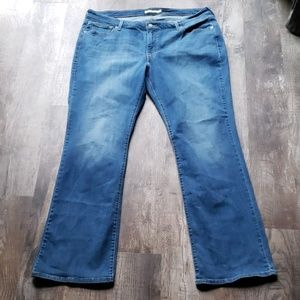 22R Levi's 415 Relaxed Boot Cut
